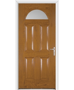 Gloucester FD30s Fire Door in Oak