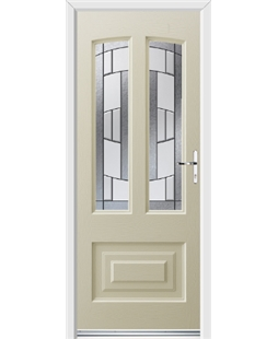 Ultimate Illinois Rockdoor in Cream with Inspire