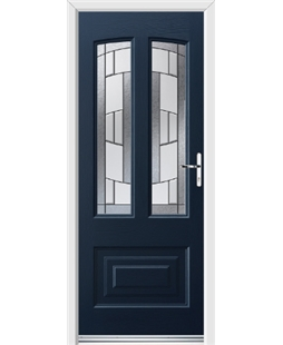 Ultimate Illinois Rockdoor in Sapphire Blue with Inspire