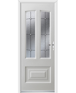 Ultimate Illinois Rockdoor in Blue White with Trinity