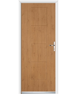 Ultimate Dakota Rockdoor in Irish Oak