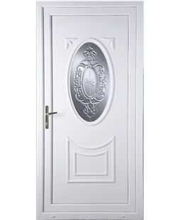 Middlesbrough New Mercury uPVC High Security Door