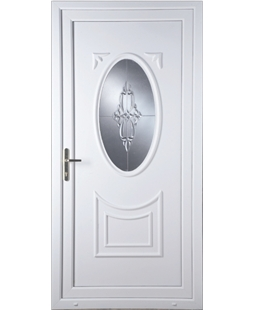Middlesbrough Sapphire uPVC High Security Door