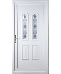 Northampton Crystal uPVC High Security Door