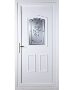 Oswestry Connah uPVC Door