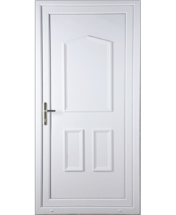 Oswestry Solid uPVC High Security Door