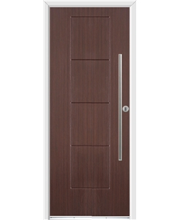 Dakota with Bar Handle Rockdoor