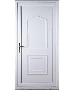 Portsmouth Solid uPVC High Security Door