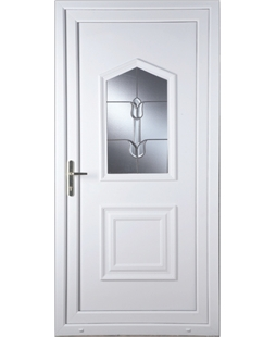 Portsmouth Traditional Tulip uPVC High Security Door