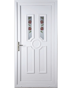 Queensborough Summer uPVC High Security Door