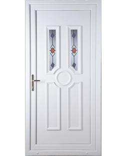 Queensborough Victorian Twist uPVC High Security Door