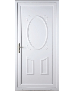 Stoke Solid uPVC High Security Door
