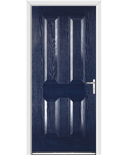 Richmond FD30s Fire Door in Blue