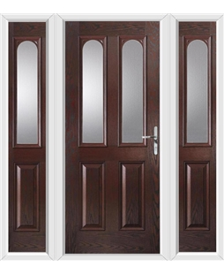 The Aberdeen Composite Door with Side Panels