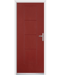 Ultimate Dakota Rockdoor in Ruby Red
