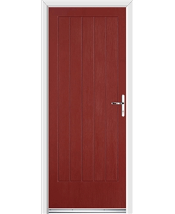 Ultimate Indiana Rockdoor in Ruby Red