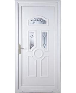 Ventor Victorian Bevel uPVC High Security Door