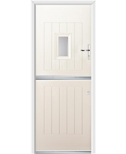 Ultimate Stable Spy Rockdoor in Cream with Glazing
