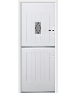 Ultimate Stable Spy Rockdoor in Blue White with Diamond Lead