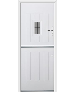 Ultimate Stable Spy Rockdoor in Blue White with Square Lead