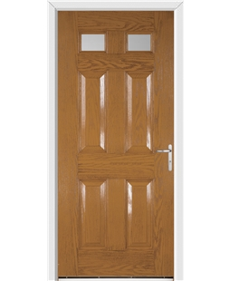 Stratford FD30s Fire Door in Oak