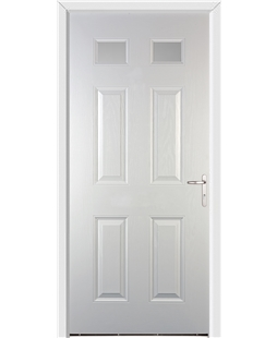 Stratford FD30s Fire Door in White