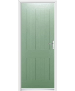 Ultimate Tongue & Groove 5 Rockdoor in Chartwell Green