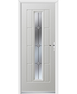 Ultimate Vermont Rockdoor in Blue White with Trio
