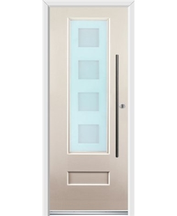Vogue with Bar Handle Rockdoor