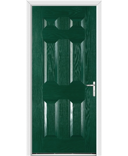 Warwick FD30s Fire Door in Green