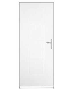 Ultimate Dakota Rockdoor in White