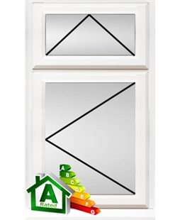 Bradford uPVC Double / Triple Glazing Windows in White