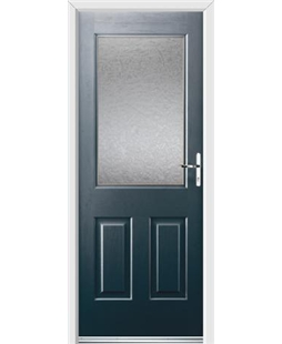 Ultimate Windsor Rockdoor in Anthracite Grey with Gluechip Glazing