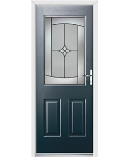 Ultimate Windsor Rockdoor in Anthracite Grey with Summit Glazing