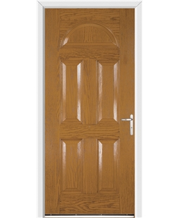 Worcester FD30s Fire Door in Oak