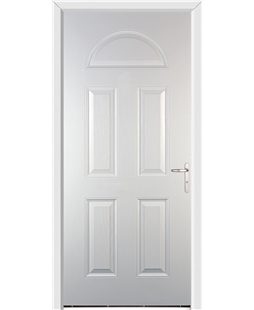 Worcester FD30s Fire Door in White