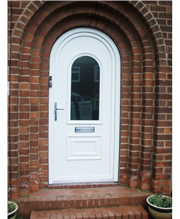 Arched uPVC Doors
