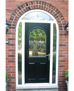 Arched Composite Doors Value Doors UK