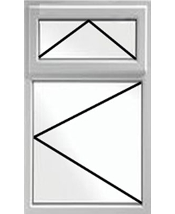Casement Windows - uPVC