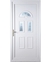 Brighton Blast uPVC High Security Door