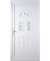 Brighton Crystal Tulip uPVC High Security Door