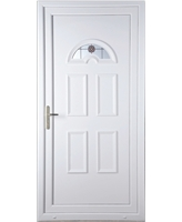 Brighton Rosette uPVC High Security Door