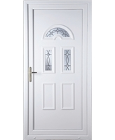 Brighton Titan Bevel uPVC High Security Door