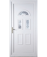 Brighton Victorian Bevel uPVC High Security Door