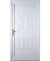 Cheltenham Solid uPVC Door