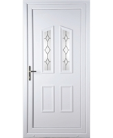 Doncaster Queen Anne uPVC Door