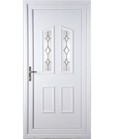 Doncaster Queen Anne Bevel uPVC Door