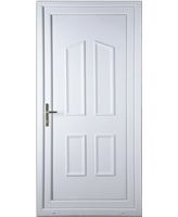 Doncaster Solid uPVC High Security Door