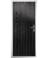 The Newcastle Composite Door in Black