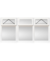 Manchester uPVC Double / Triple Glazing Windows in White